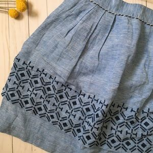 Needs repair!!! Odille skirt from anthropologie